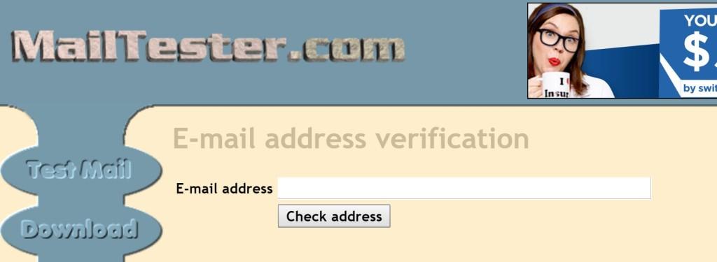 mailtester.com results